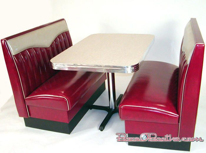 Awesome Best 25+ Diner Booth Ideas On Pinterest | Retro Diner, American Diner And  American Diner Kitchen