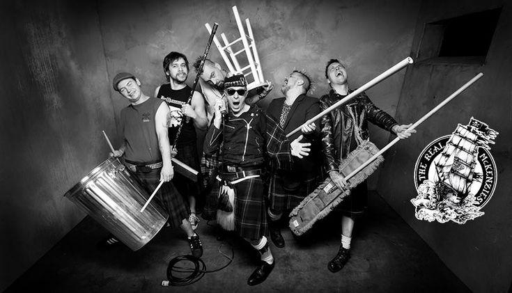 """#Punk news:  Domani THE REAL MCKENZIES http://www.punkadeka.it/domani-the-real-mckenzies/ Arriva in Italia la storica Celtic Punk band Canadese: """"The Real Mckenzies"""" https://www.facebook.com/therealmckenzies/info?tab=page_info Nati a Vancouver e attivi dal 1992!!! Una band da non perdere per gli amanti del genere, spettacolare e coinvolgente nei live!!!  Ad aprire la..."""