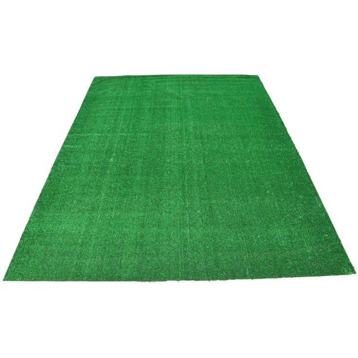Amazon Com 10 X 10 Artificial Grass Carpets Area Rugs Premium Green Synthetic Turf Rubber Backed Wi Artificial Turf Artificial Grass Carpet Green Area Rugs