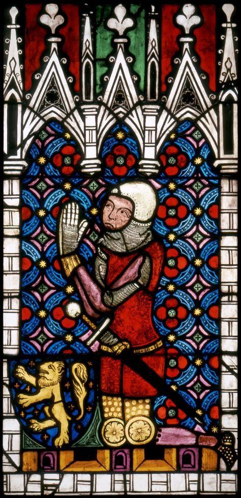 Graf Johann II. von Saarbrücken 1360 - 1365 Kloster Arnstein LWL Museum Münster