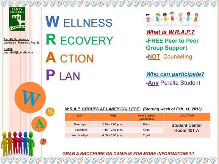 The 25+ best Wellness recovery action plan ideas on Pinterest - action plan