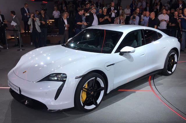 Porsche 2020 In 2020 Porsche Taycan New Porsche Electric Sports Car
