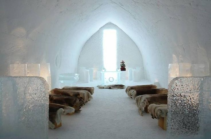 8 Amazing Ice Hotels In Case You're Not Cold Enough This Winter - OMG Facts…