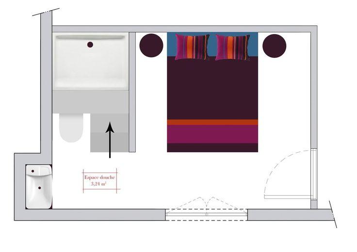 Conseils d 39 architecte comment am nager un espace douche for Espace bain douche