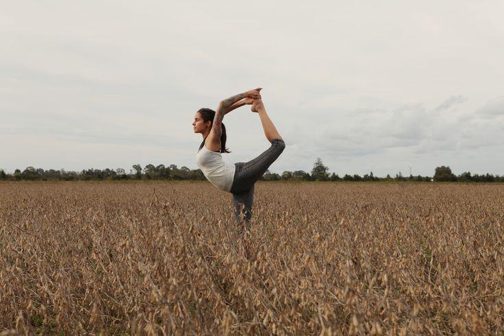 Dancer Pose #yoga #dancer #inspiration #fitness