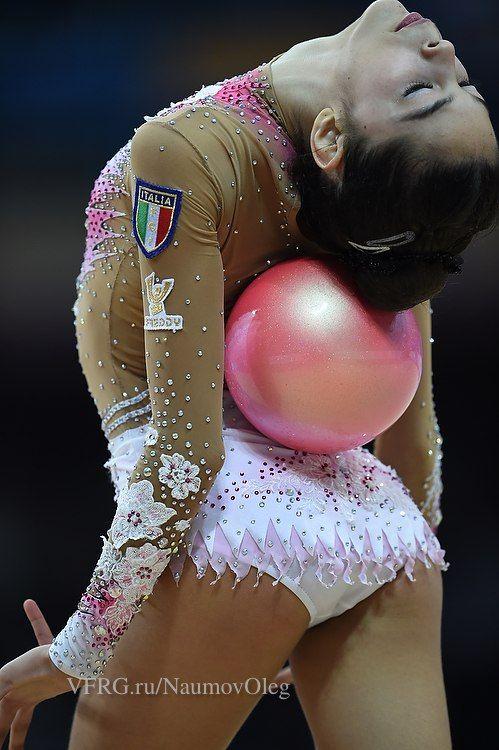 Alexandra Ana Maria Agiurgiuculese (Italy), junior, Grand Prix (Moscow) 2015