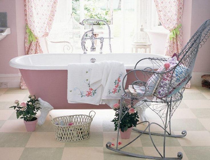 Badezimmer rosa ~ Die besten rosa badewanne ideen auf traumhafte