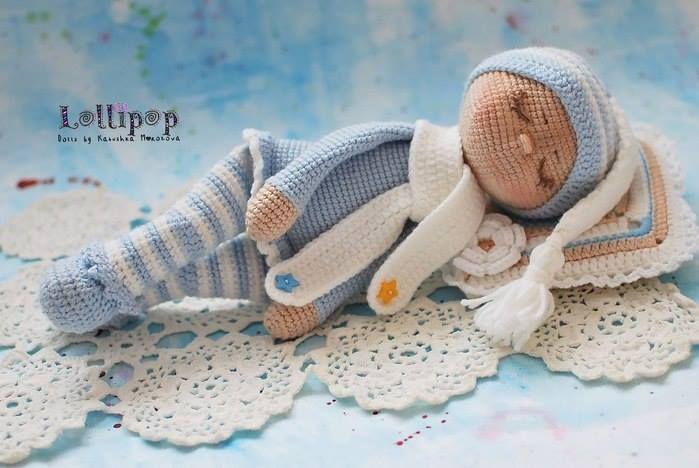 uyuyan doll Sofia - ✿ Ayın Etkinlikleri Şal- Karmalar✿