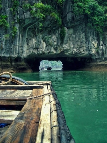 Halong Bay- Top of my list