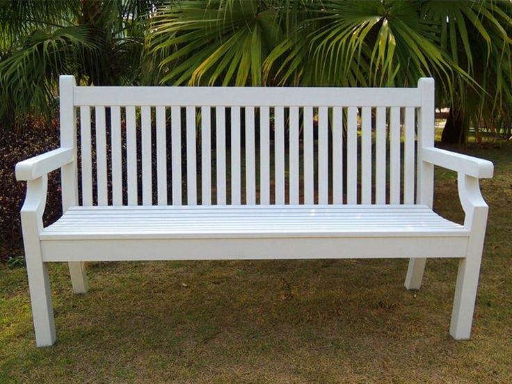 3 seater bench White colour, bright and neutral. 2 year weatherproof guarantee FREE UK delivery via a courier 30 day money back guarantee Buy online today   https://www.gardenfurnitureuk.co.uk/all-weather-garden-furniture/3-seater-sandwick-winawood-bench-white/