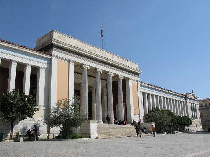 музей афины греция