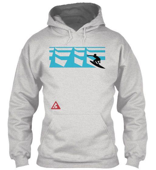 Surf Sets Men's Surfing Hoodie