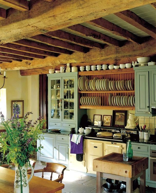 The Tweed Fox — boundersmom:   I would only leave this kitchen to...