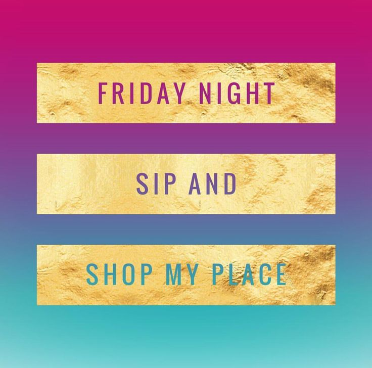 Sip and Shop