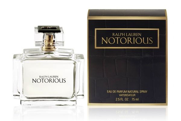 Ralph Lauren Perfume Notorious is one of the most expensive perfumes ever launched.