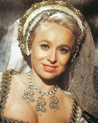 Barbara Windsor in Carry On Henry. 1971
