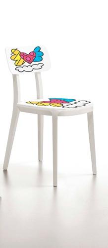 Chair by Romero Britto