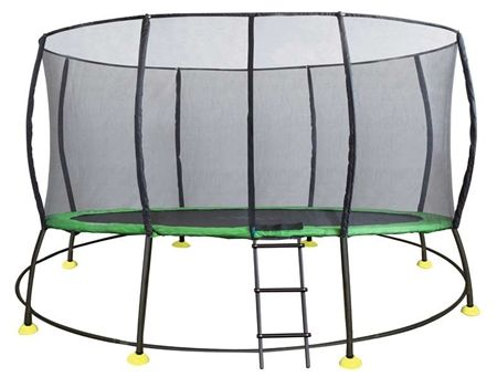Lifespan+Kids+16ft+HyperJump+Plus+Spring+Trampoline+Set