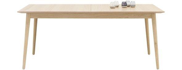 """""""Milano T028"""" #Esstisch #BoConcept 1140€ mit Zusatzplatte, Eiche (Furnier), L.183-231 x T.100 cm x H.74,5 cm"""