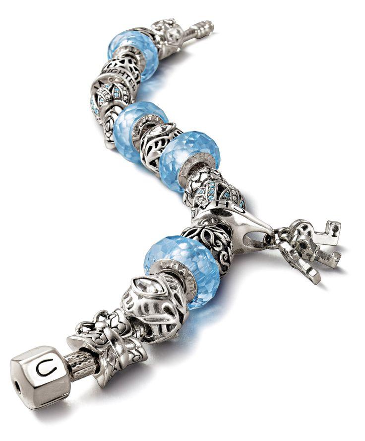 do swarovski charms fit pandora bracelets