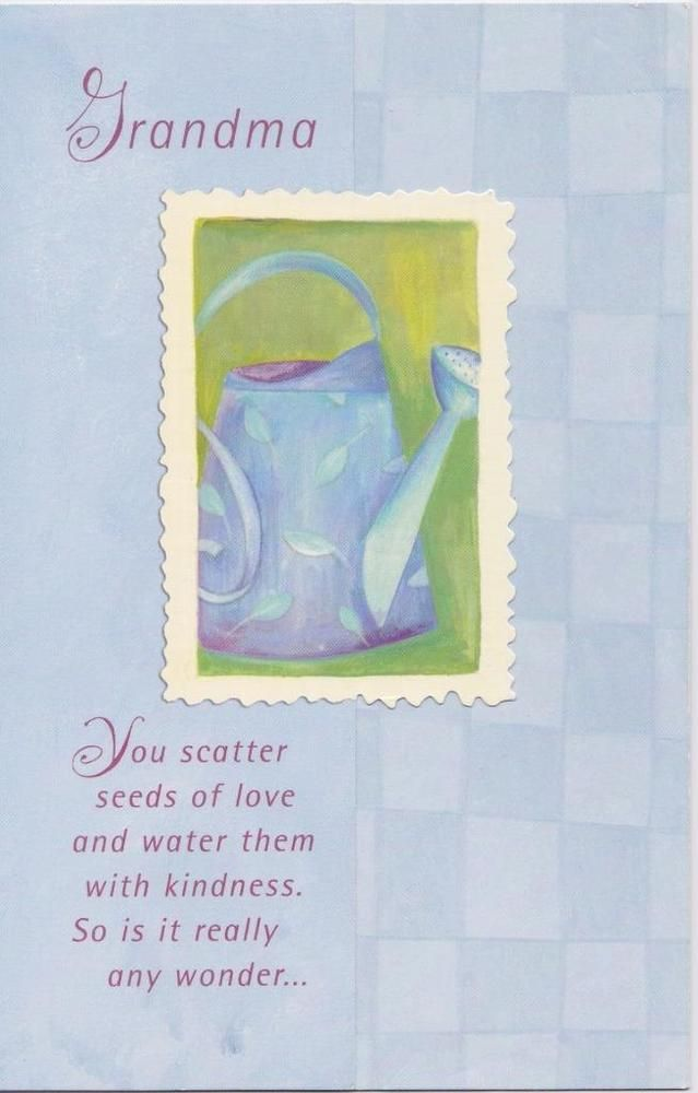 Christian Greeting Card, Birthday, Grandma #Ambassador #Birthday