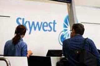 Skywest Airlines Desk, Terminal 2 Perth Airport