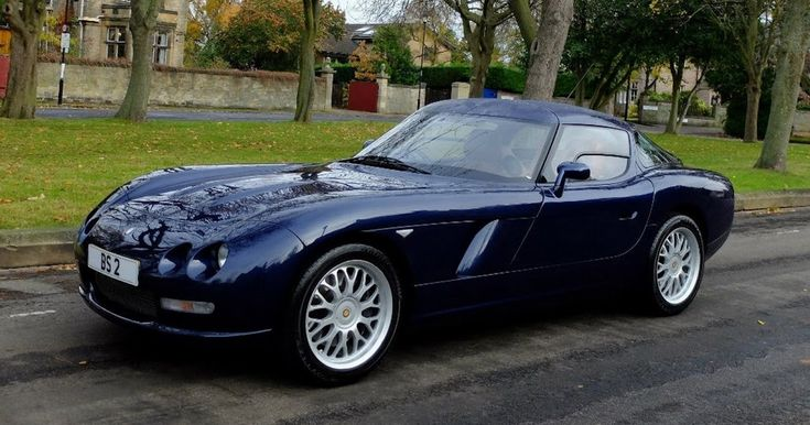 Incredibly Rare Bristol Fighter With Dodge V10 Shows Up For Sale #Bristol_Cars #Classics