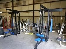 BodyMasters 6 Stack Jungle Gym. Commercial Gym Equipment