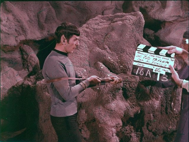 Image result for star trek tos bts pinterest