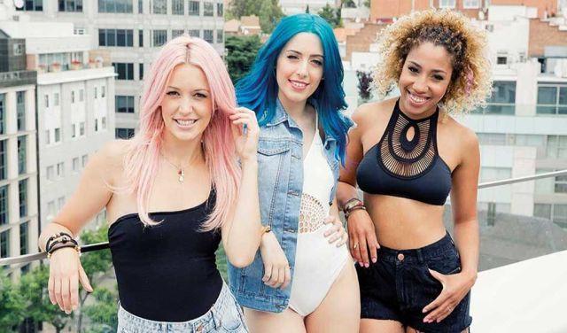 'Sweet California', la 'girl band' española que arrasa en todo el mundo