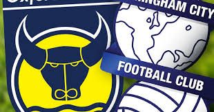 Birmingham City Vs Oxford United Live Streaming & Highlights League Cup-09-08-2016