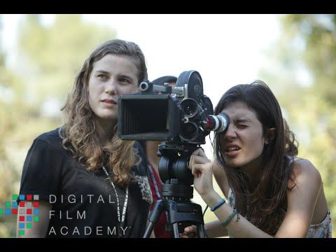 Training In Film Making Courses With Latest Equipment At Digital Film Academy