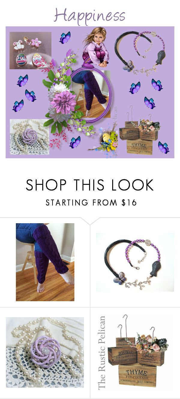 """Happiness"" by cozeequilts ❤ liked on Polyvore featuring CAVO, Bebe and rustic"