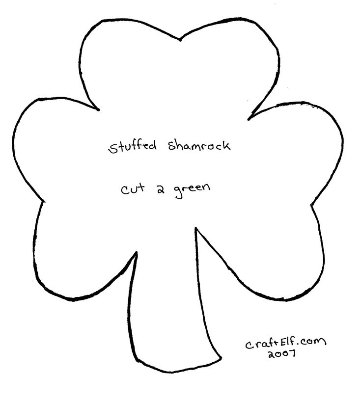 shamrock pattern: Prim Patterns, Shamrock Patterns, Embroidery Patterns, Sewing Patterns