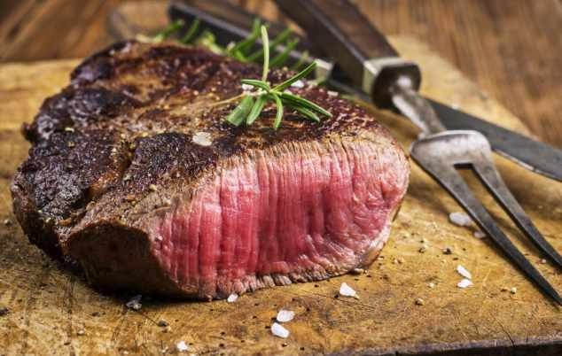 Hoe bak ik de ideale steak ('bleu' of 'saignant')?