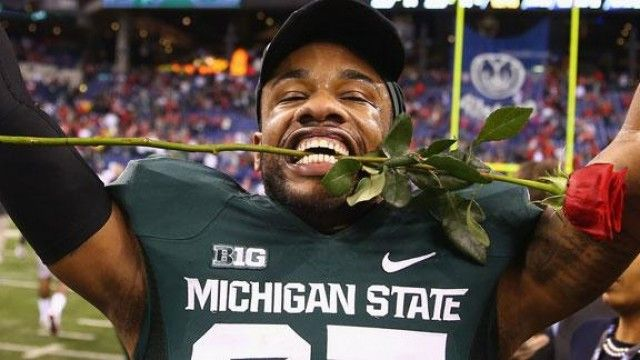 michigan state football rose bowl - Google Search