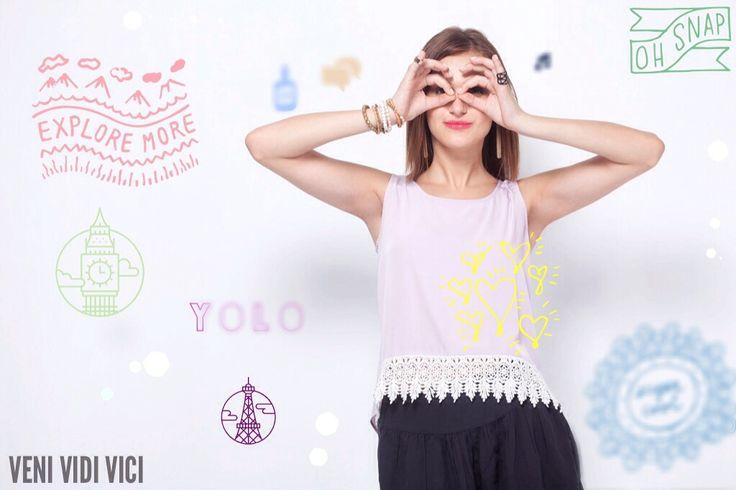 #venividivici #sneakpeek #fashion #colorful