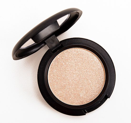 MAC Vanilla Diamond Pressed Pigment -- Unfortunately, I suspect that this pigment and Summer Honey are discontinued. I cannot find it on Mac's website, but I did find it in a Mac outlet!