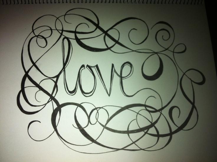 Love - illustration - Jessica Howson Design