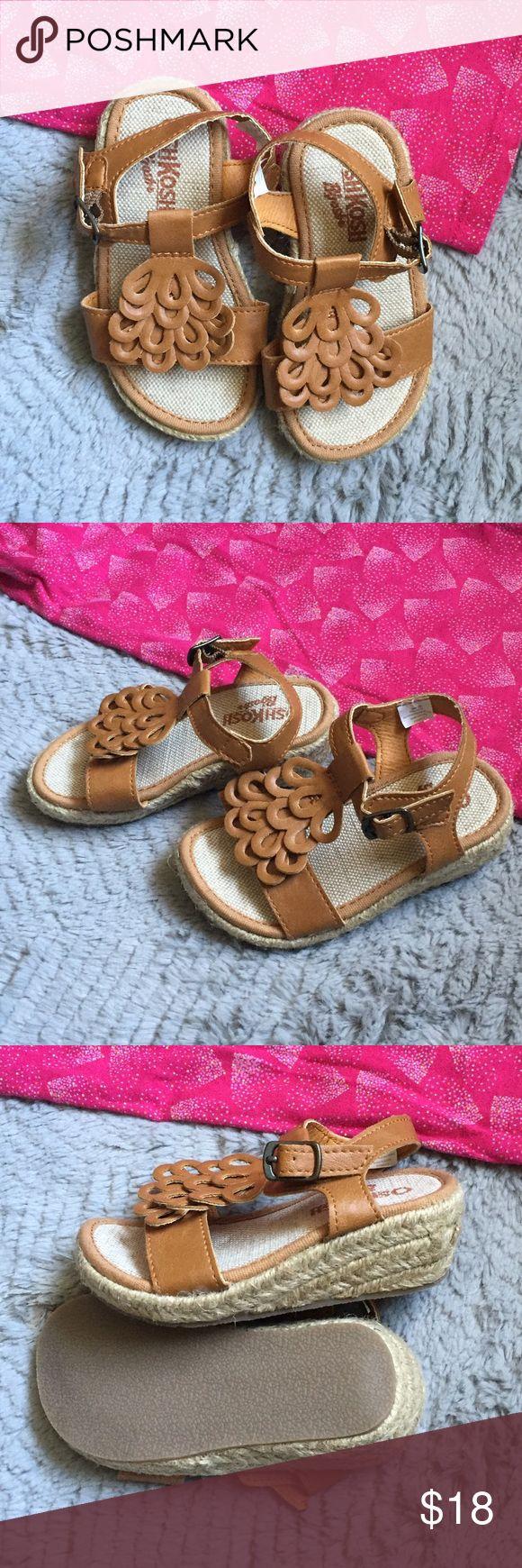 NWOT Osh Kosh Espadrilles Brand new Osh Kosh Espadrilles shoes Osh Kosh Shoes Sandals & Flip Flops