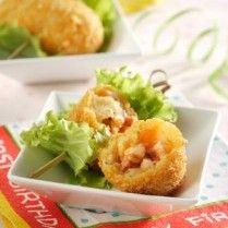 KROKET CHICKEN SAUSAGE http://www.sajiansedap.com/mobile/detail/14051/kroket-chicken-sausage