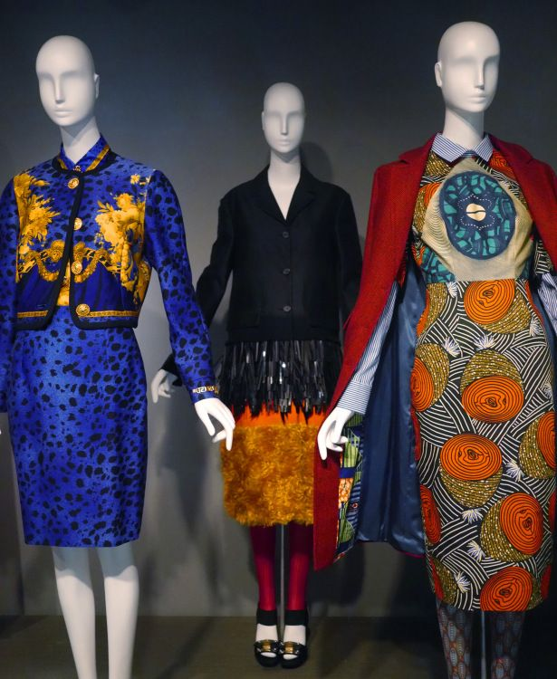 Review of Global Fashion Capitals at The Museum at FIT // #FashionCapitals #NYC