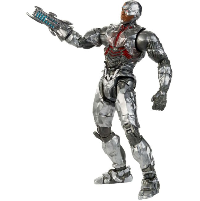 2DC Comics Multiverse Justice League Cyborg Comic Book Movie Iconic Steppenwolf: $47.83 End Date: Tuesday Apr-10-2018 1:01:51 PDT Buy It…