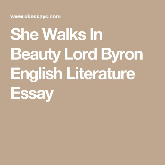 best poetry images poem poetry and poems she walks in beauty lord byron english literature essay