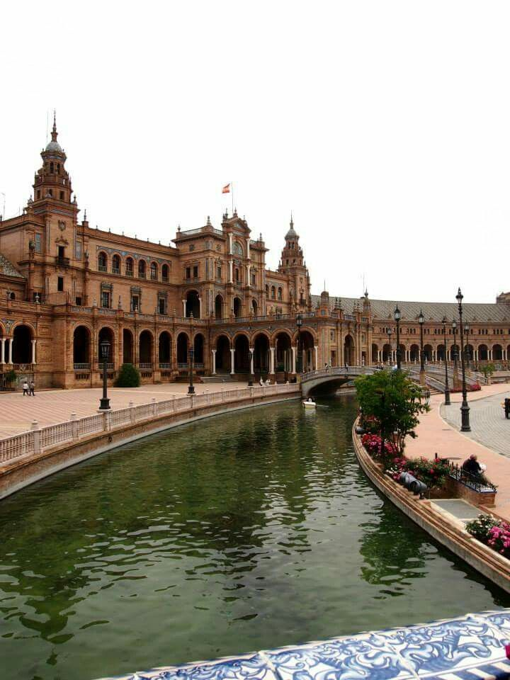Sevilla - España   Also known as Naboo from Star Wars :D