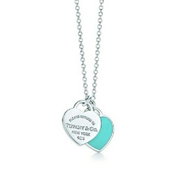 Tiffany blue heart necklace fashion pinterest for New mom jewelry tiffany