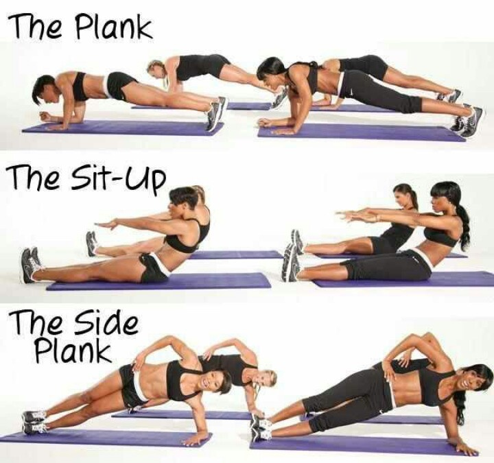 Plank it out!!!
