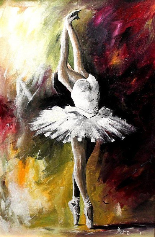 Majestic Dance Art Print