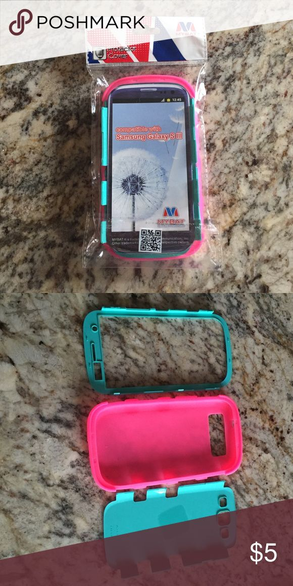 Samsung Galaxy S 3 Great condition, never used. Accessories Phone Cases