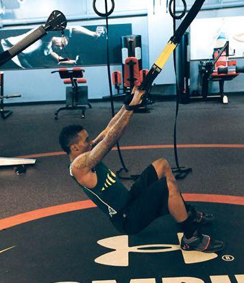 basketball strength training / brandon jennings basketball